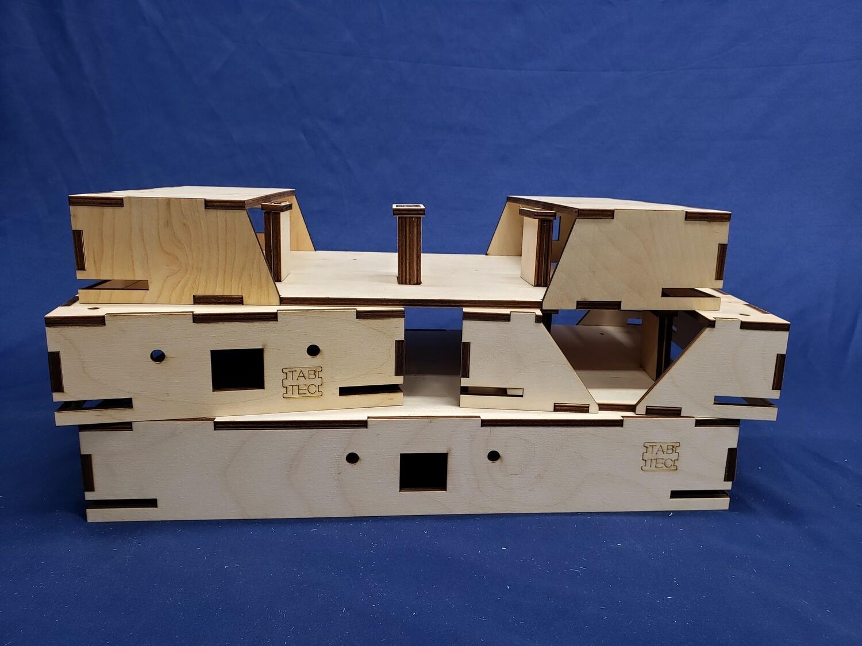 Z Scale T-TRAK Valley Module