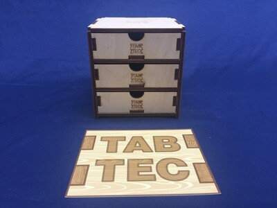 TabTec Workbench Drawers 6 Inch