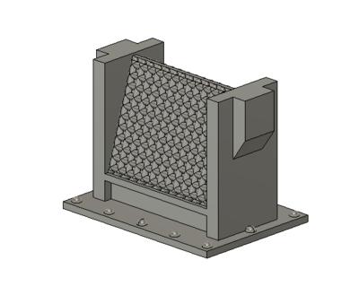 N Scale Detail Parts - Triangular Spark Arrestor (Qty 4)