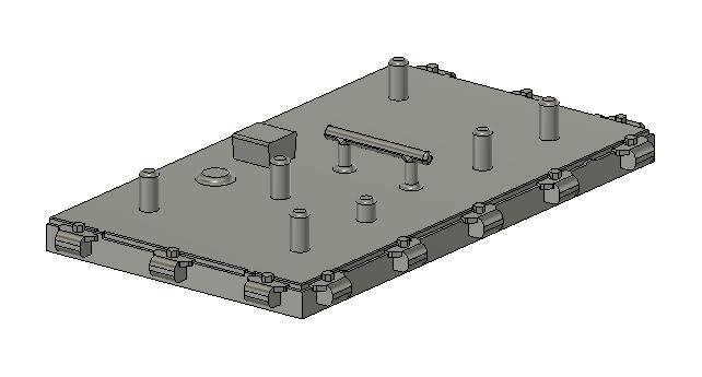 HO Scale Train Parts - LinkUp Medium PTC/RCO (Qty 1)