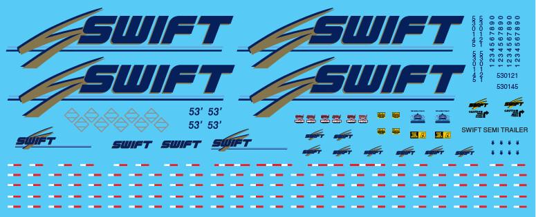Semi-Trailer Swift