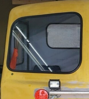 Woodings Motorcar Replacement Glass