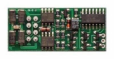 NCE 524-108 P2KSR Decoder 8-Pin Plug-in 5-Function Proto/Lifelike