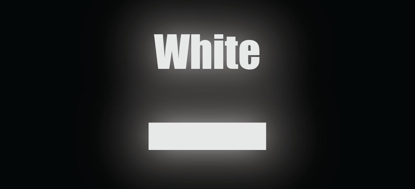 HO Scale - FRA Reflective Blocks - White