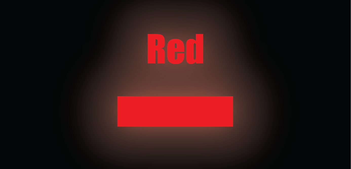 """HO Scale Reflective Striping - 4"""" Red Reflective"""