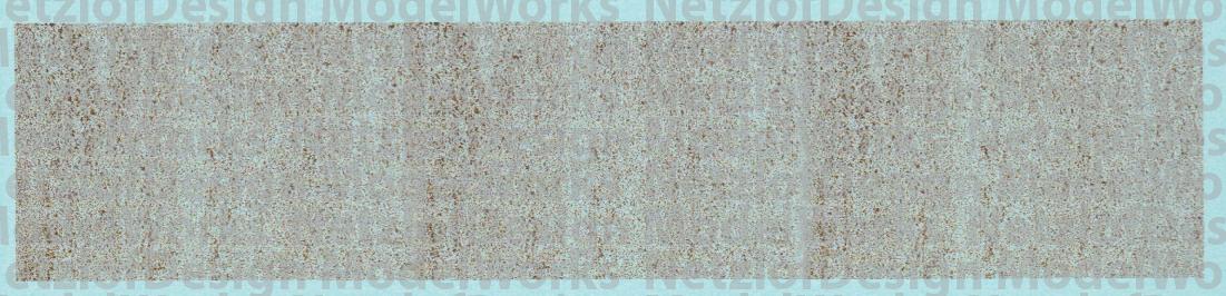 N Scale - Spotty Medium Rust Weathering Set