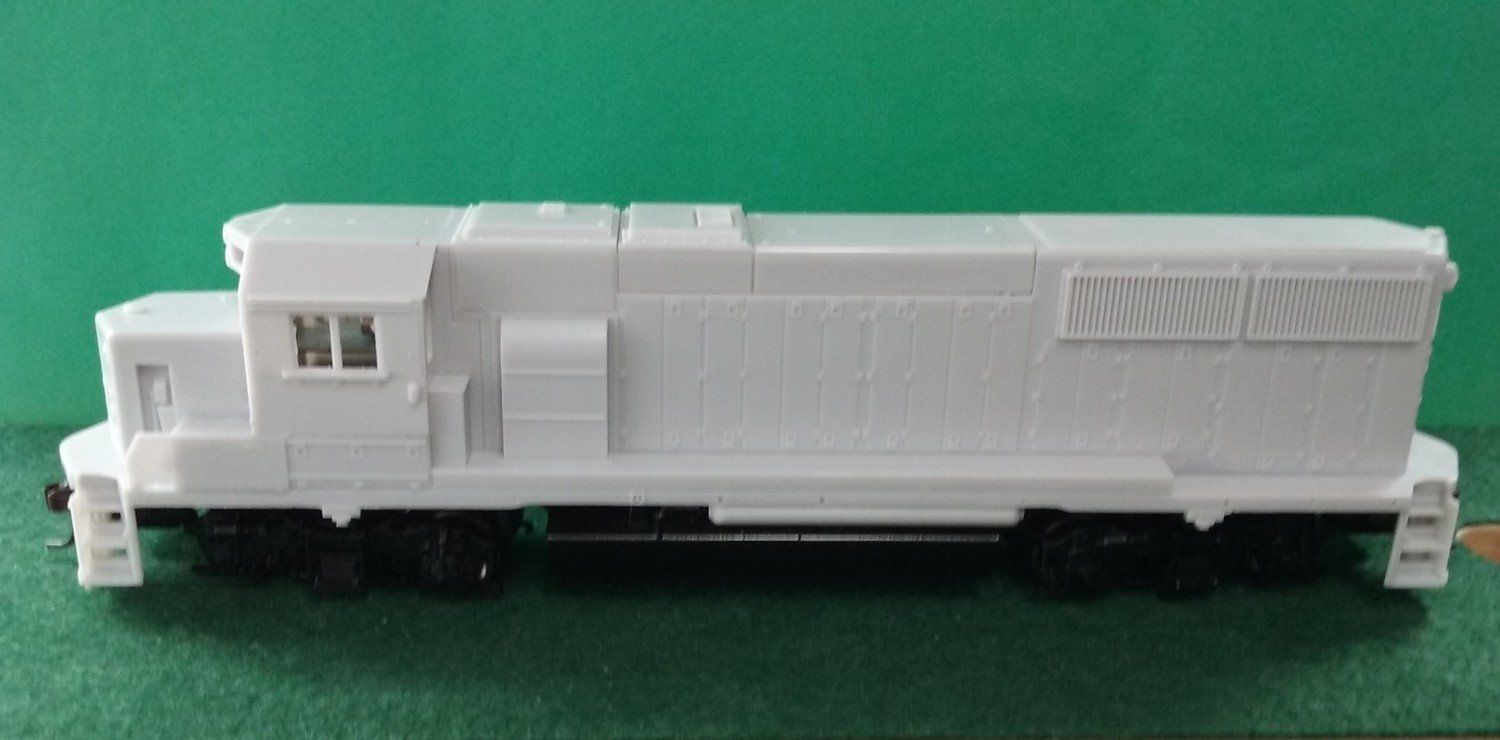 HO Scale UPY 939 S6-1B non db Road Slug, HO Scale Trains, by Pacific Northwest Resin