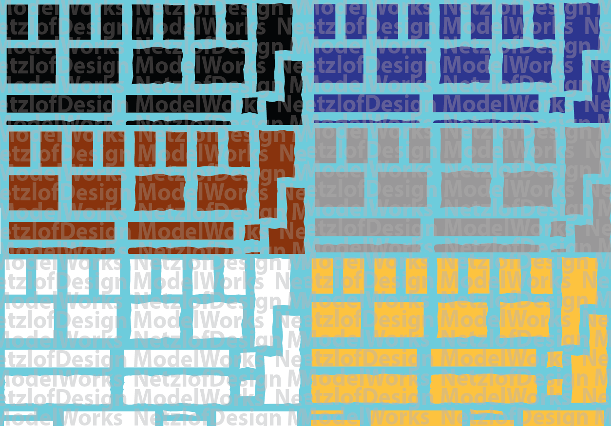 Patch Out Blocks Decal Set