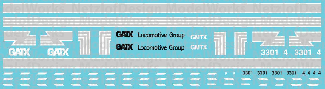 GMTX Lease Locomotive exFGLK scheme