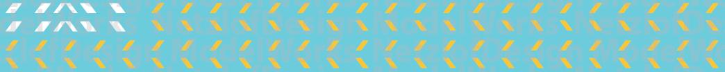 Elgin Joliet & Eastern Yellow Stripes Addon Decal Set