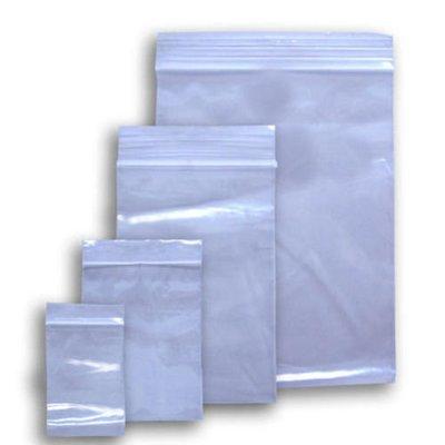 Parts Bags - 2 Mil Reclosable