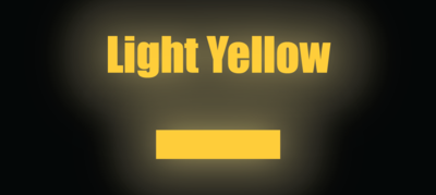 FRA Reflective Blocks - Light Yellow (HO,S,O)
