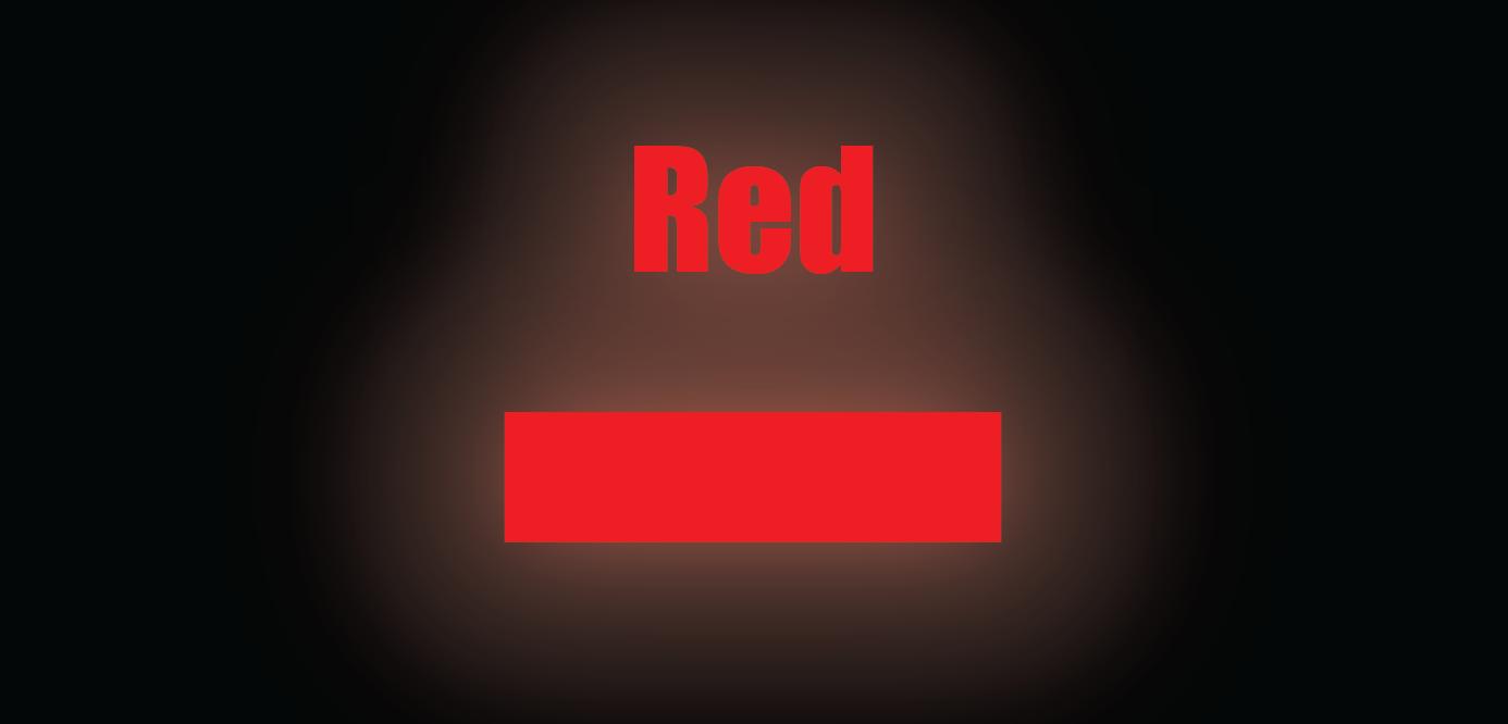 "Reflective Striping - 4"" Red Reflective (HO,S,O)"
