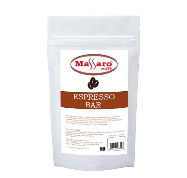 Кофе в зернах Massaro Espresso BAR