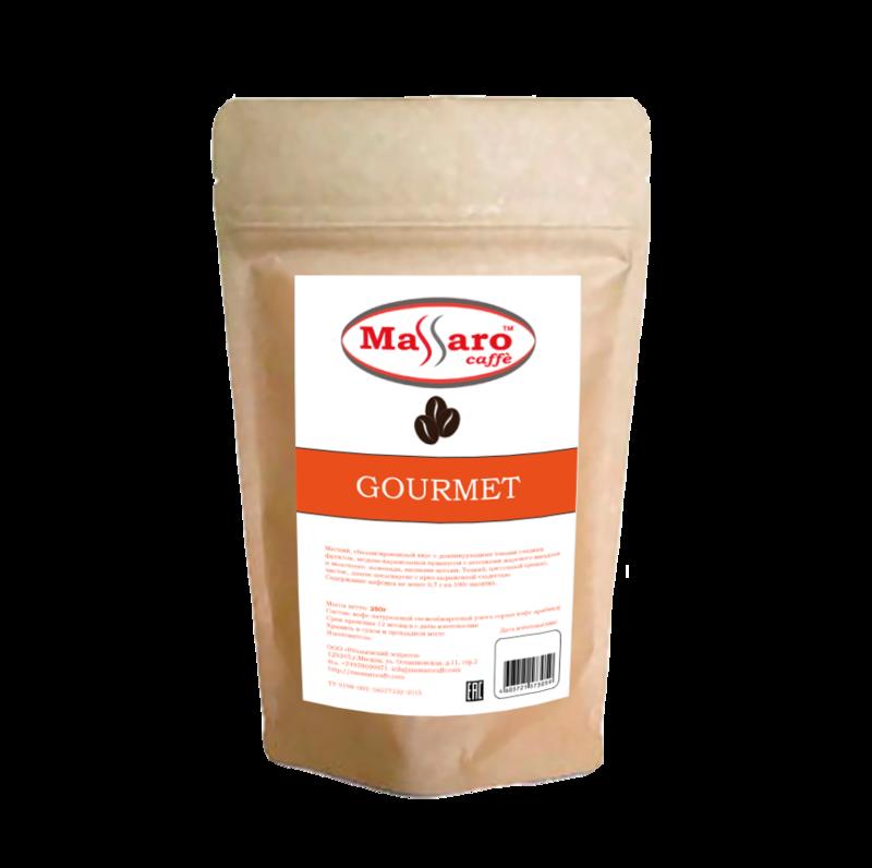 Кофе в зернах Massaro Gourmet