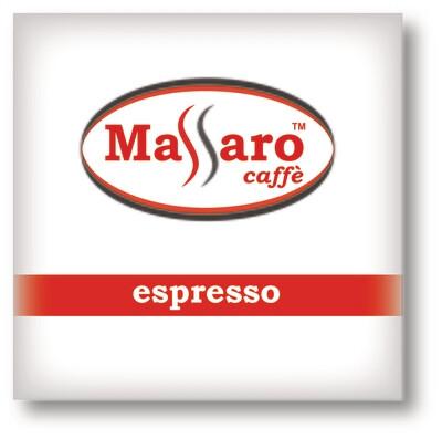 Кофе в чалдах Massaro Espresso 120 шт х 7гр.