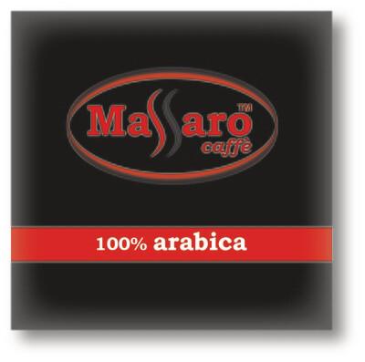 Кофе в чалдах Massaro Arabica 120шт х 7гр