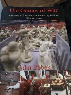 Games Of War Book