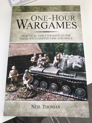 One Hour Wargames Book