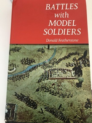 Battles With Model soldiers Book
