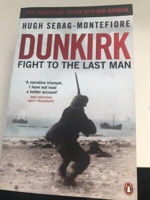 Dunkirk Book