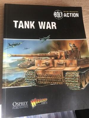 Warlord Tank War Book Rules
