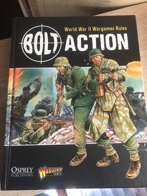 Bolt Action Book Rules