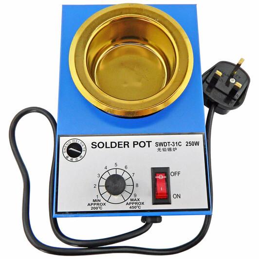 Solder Melting Pot