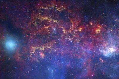PIA space 6x4 cloth