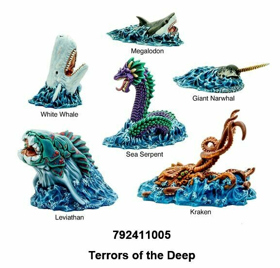 Terrors of the deep Black Seas