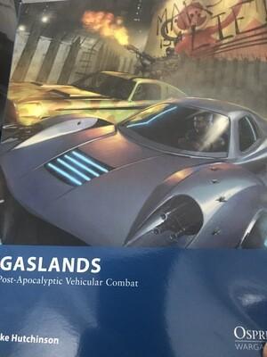 Gaslands Rules Book