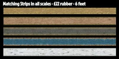 Roads rivers to match 4x4 sheet