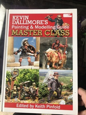 Kevin dallimores Master Class Book
