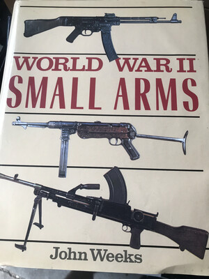 WW2 Small Arms Book