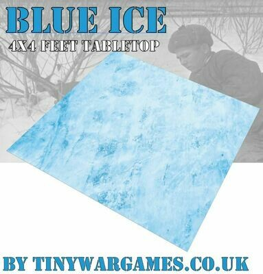 Blue Ice 4x4 cloth