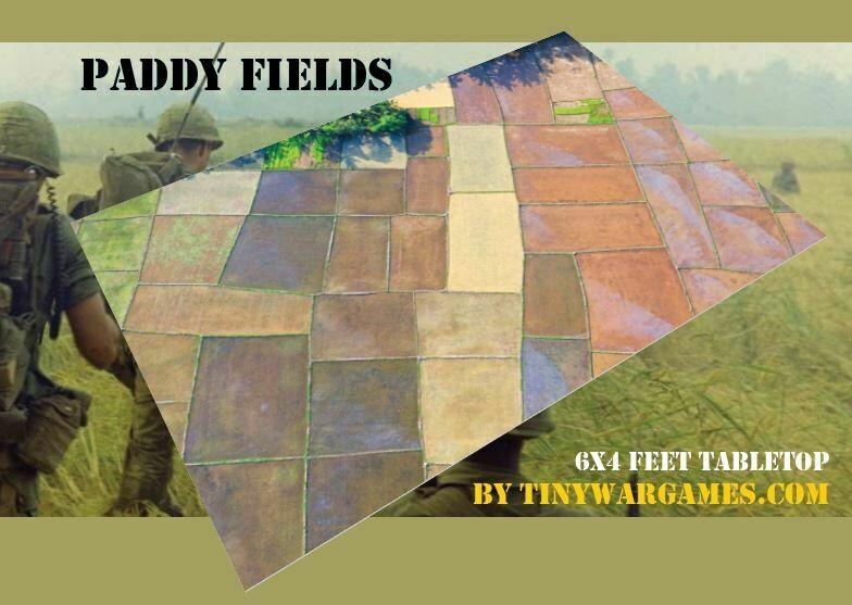 Paddy Fields 2 6x4