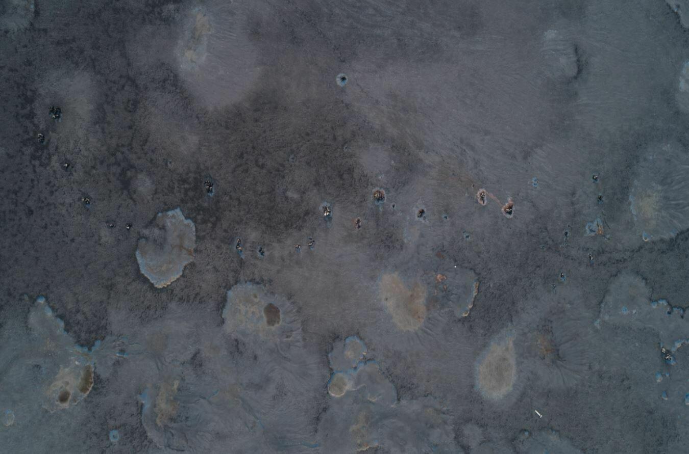 Greyscape 6x4 cloth