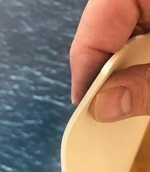 6x4 lino mat any design