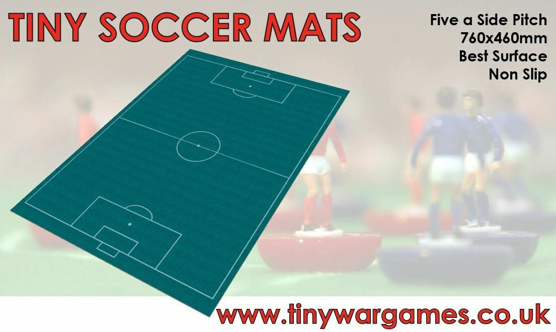 5 a side football pitch  - rubber 760X460MM