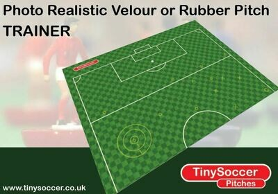 Training Pitch Squares Velour 915x716mm