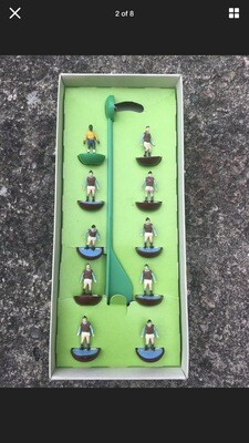 Subbuteo Players West Ham
