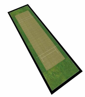 Cricket trainer rubber for subbuteo