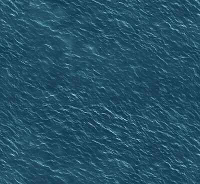 Rubber bright sea mat 6x3 feet