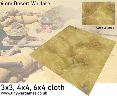 Desert 6mm 4x4 cloth