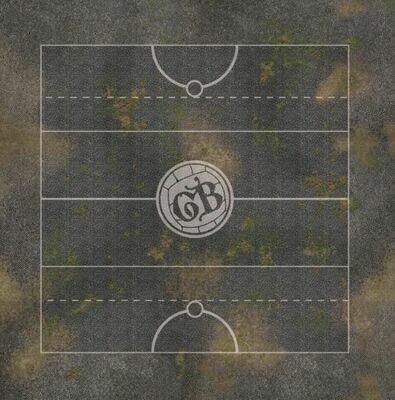 Guildball stoney  4x4 cloth