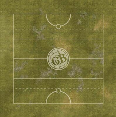 Guildball grass 3x3 cloth