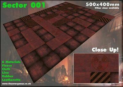 Sector 001 Mat (Hive)