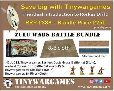 Zulu wars Battle Bundle