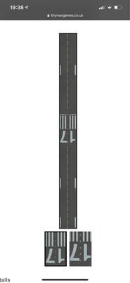 Pvc Runway 1220mm