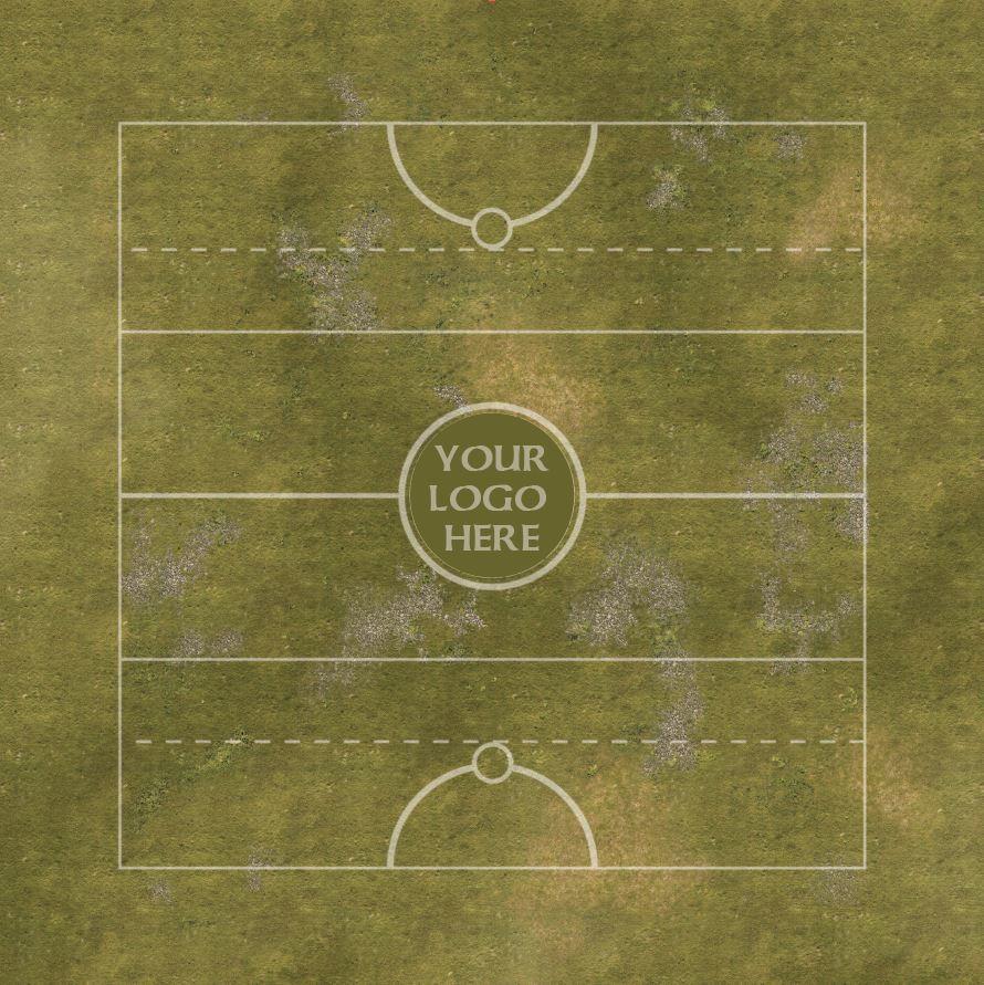 Mad Footy grass 3x3 feet